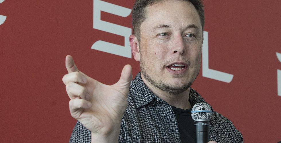 Breakit - Elon Musk: Teslas värdering är högre än bolaget förtjänar