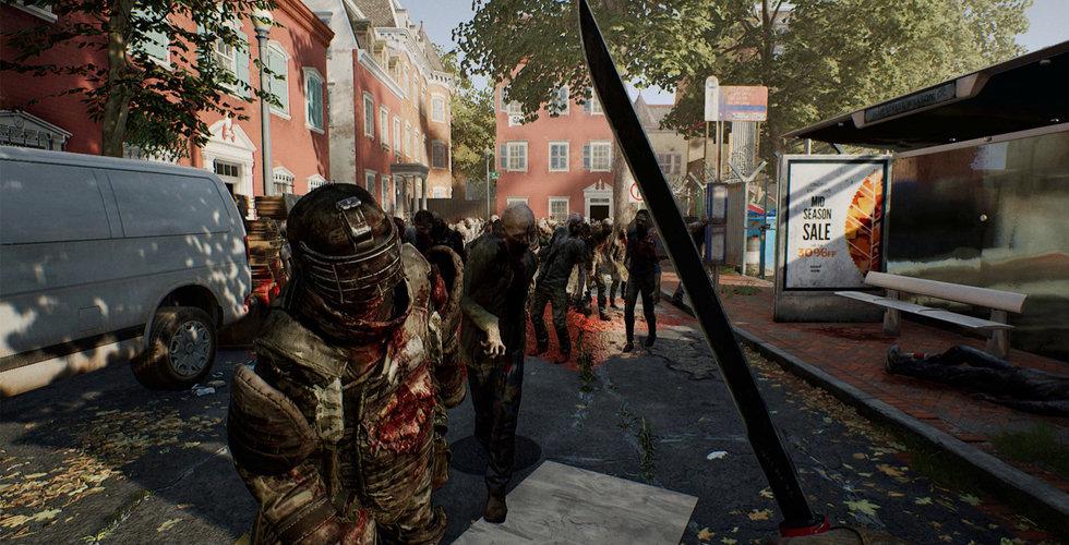 Starbreeze skjuter på lanseringen av Overkills The Walking Dead