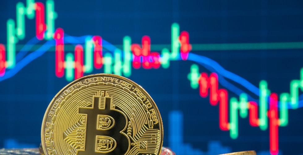 Bitcoin pressas efter kinesiskt besked – går under 40.000 dollar
