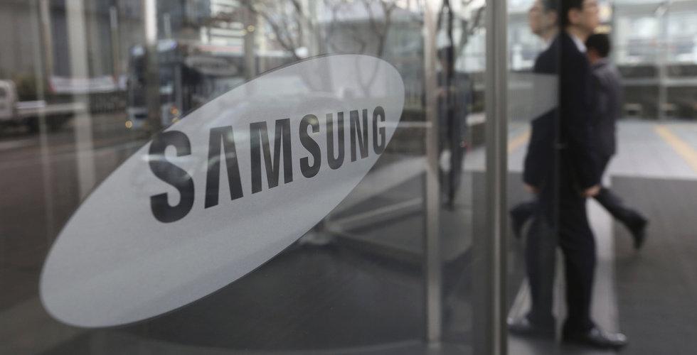 Samsung planerar 5G-smartphone med sex kameror
