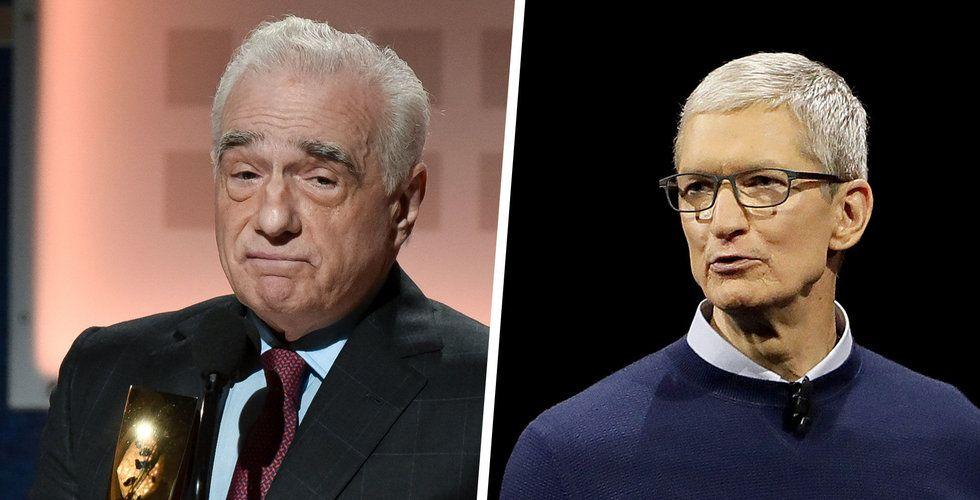 Apple köper rättigheterna till nästa Martin Scorsese-film
