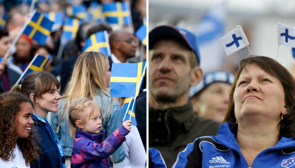 Sverige mot Finland i landskamp om techjättarnas datacenter