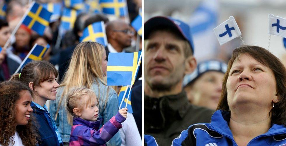 Breakit - Sverige mot Finland i landskamp om techjättarnas datacenter