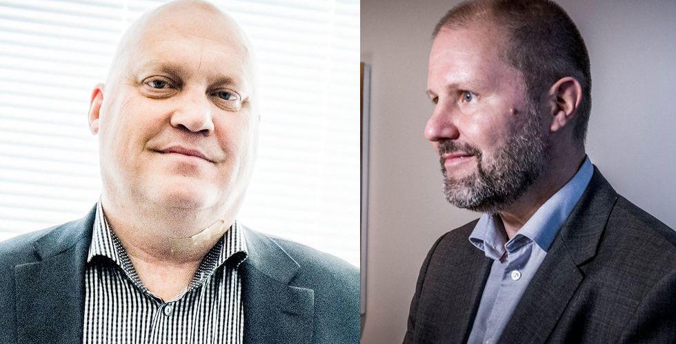 Mycket tyder på maktstrid bakom petningen av Jörgen Lantto