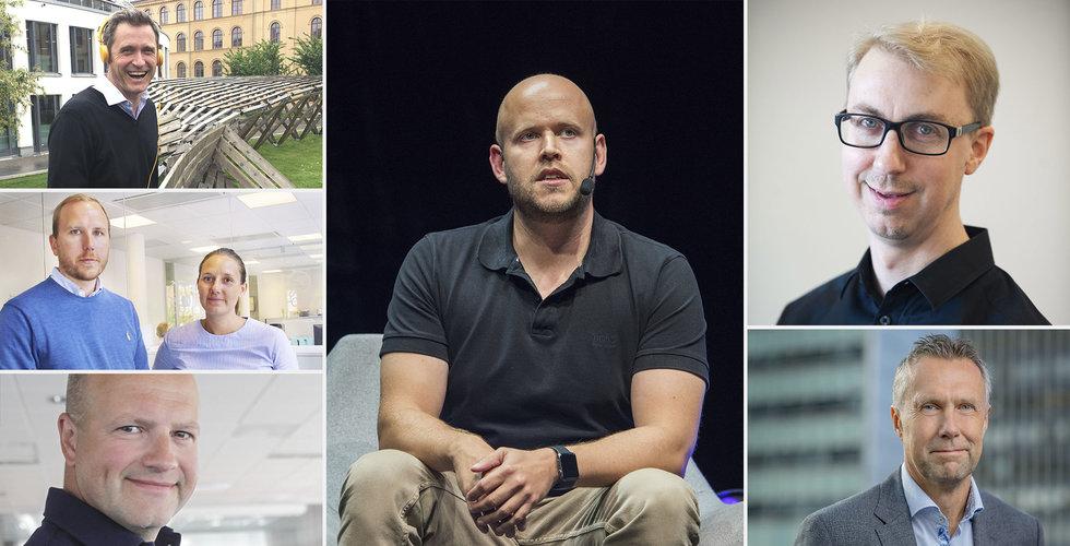 Lista: Här är startupbolagen som tog in mest riskkapital under 2016