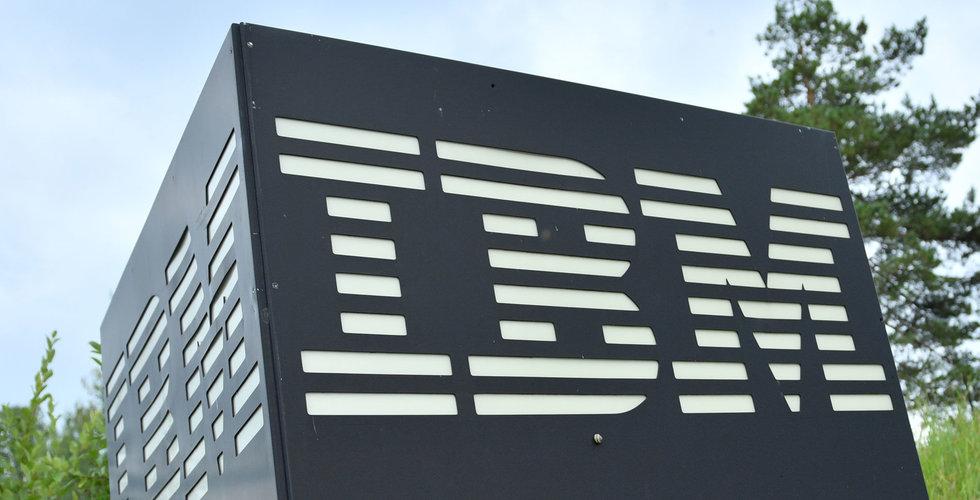 Expedia stäms av IBM för patentintrång