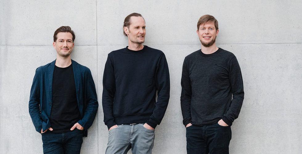 Soundcloud-grundarna tar in 155 miljoner kronor till sina elcyklar