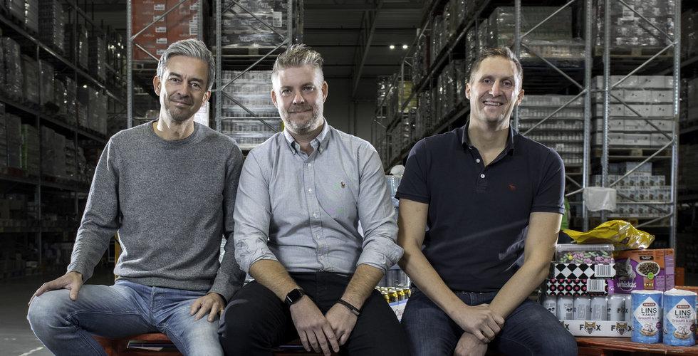 Matsmart fyller på kassan med 182 miljoner kronor