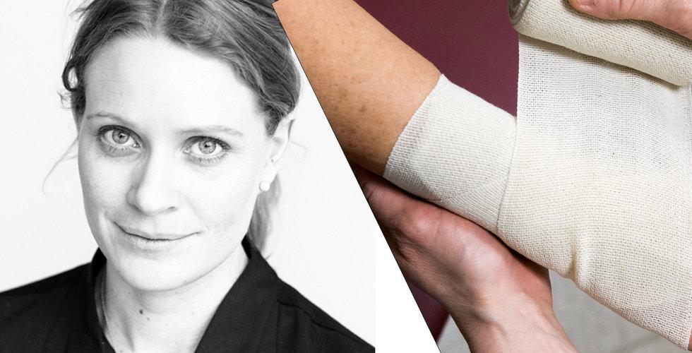 "Ilya Pharma ska läka dina sår: ""En banbrytande teknik"""