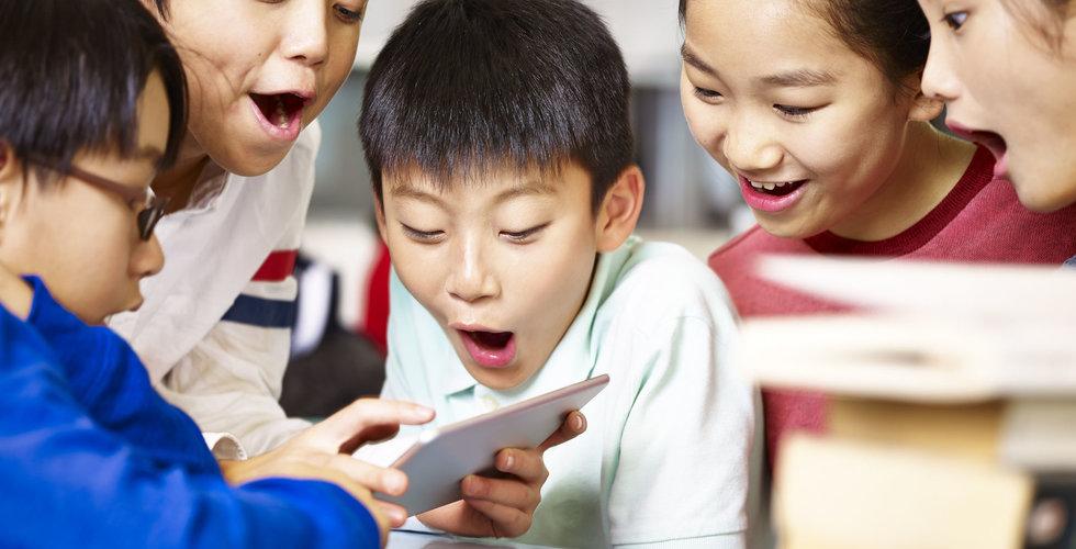 Kina begränsar nya onlinespel – Tencent rasar