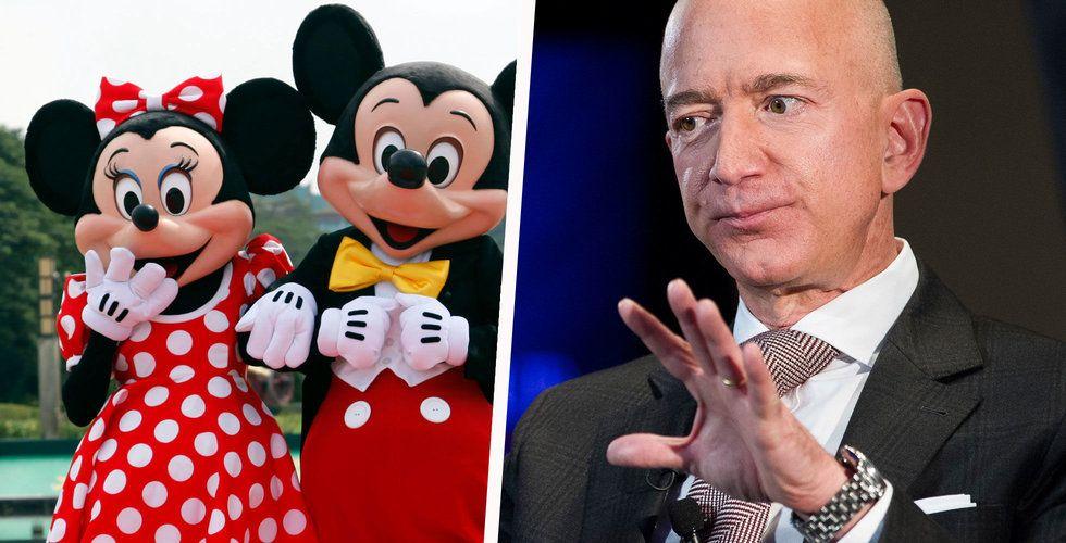 Disney och Amazon bråkar om Fire TV-annonsintäkter - WSJ