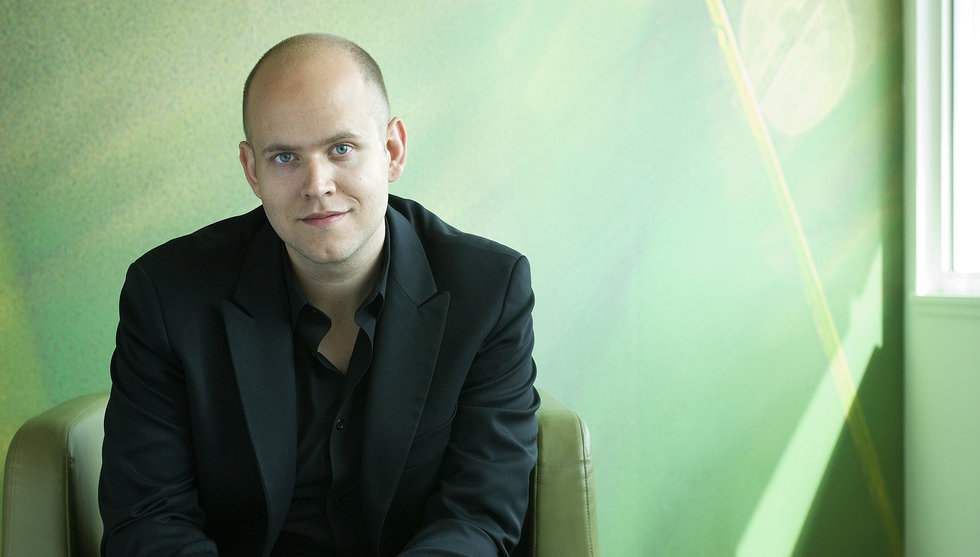 Breakit - Spotify-founder Daniel Ek: In 15-20 years we will look back on today's pharmaceutical industry and think it was witchcraft