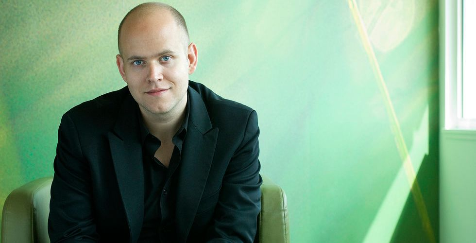 Spotify-founder Daniel Ek: In 15-20 years we will look back on today's pharmaceutical industry and think it was witchcraft
