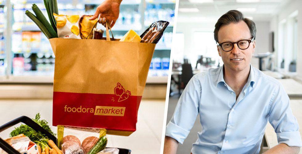 "Foodora öppnar fler dark stores i Stockholm: ""Nu accelererar vi"""