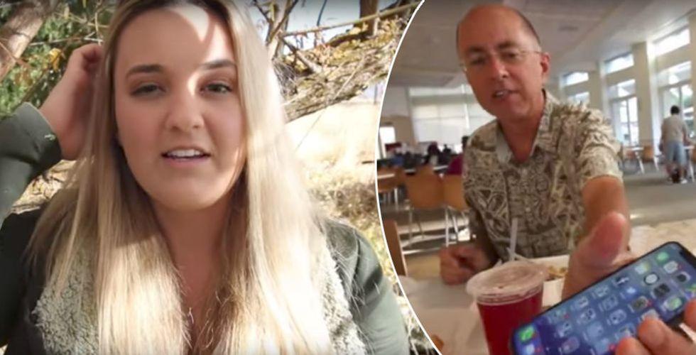 """Breakit - Hon gjorde en """"oskyldig liten video"""" – sen fick pappa sparken från Apple"""