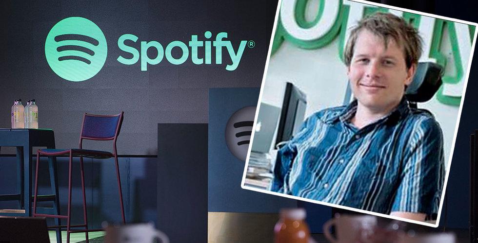 Spotifys stjärnkodare Ludvig Strigeus får Polhemspriset