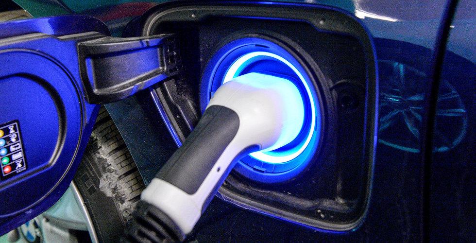 BMW har passerat 100 000 sålda elbilar i år