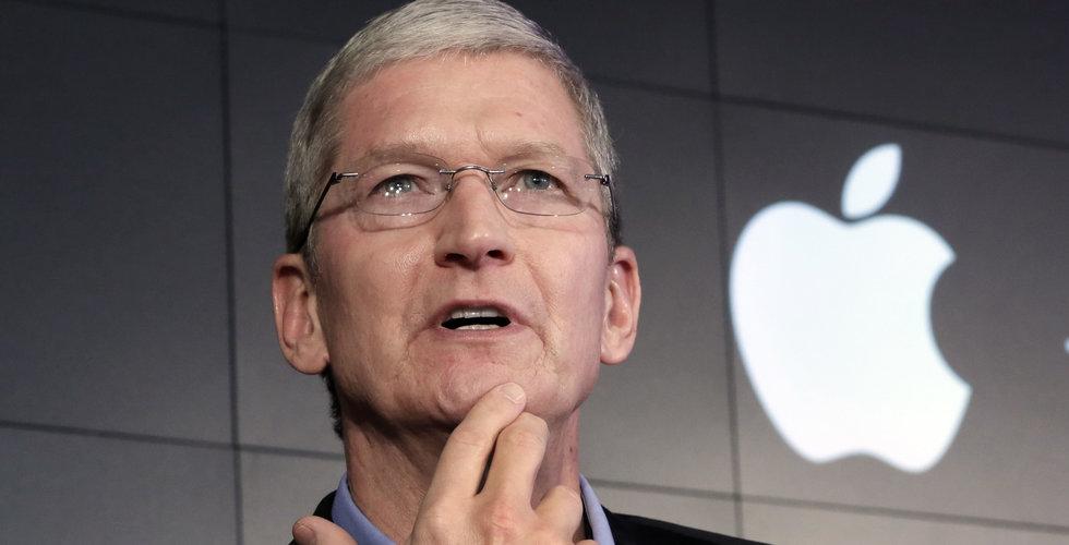 Apple expanderar – anställer tusentals