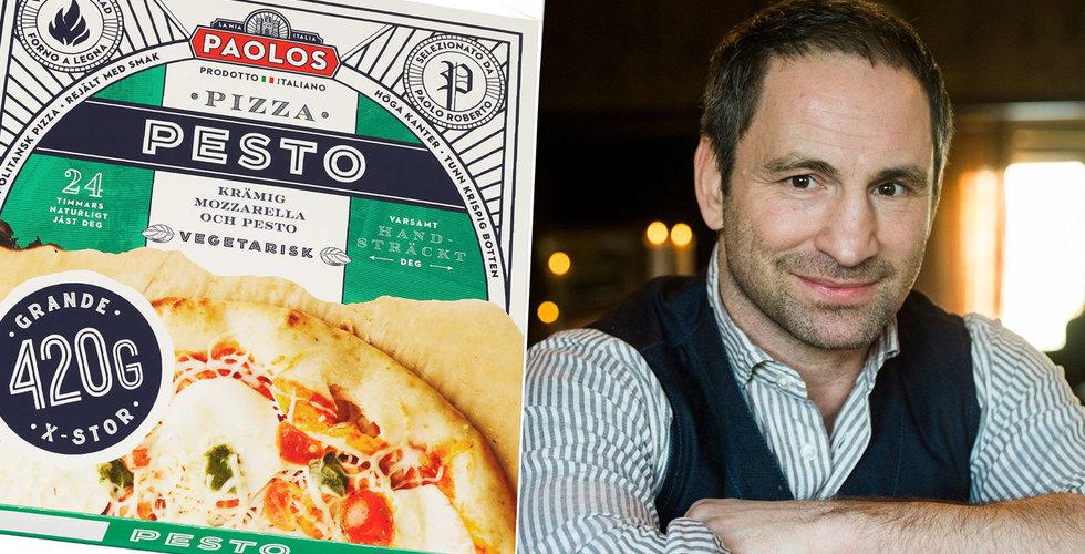 Matsmart räddade Paolos-produkter – då kraschade sajten