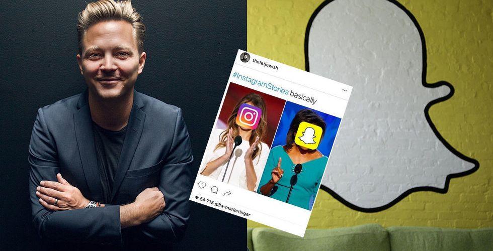 Breakit - Instagram hånas för kopian – men Zuckerberg brukar vinna sina krig
