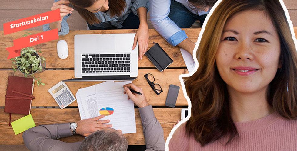 Sluta inte som en wantreprenör – häng med i Breakits Startupskola