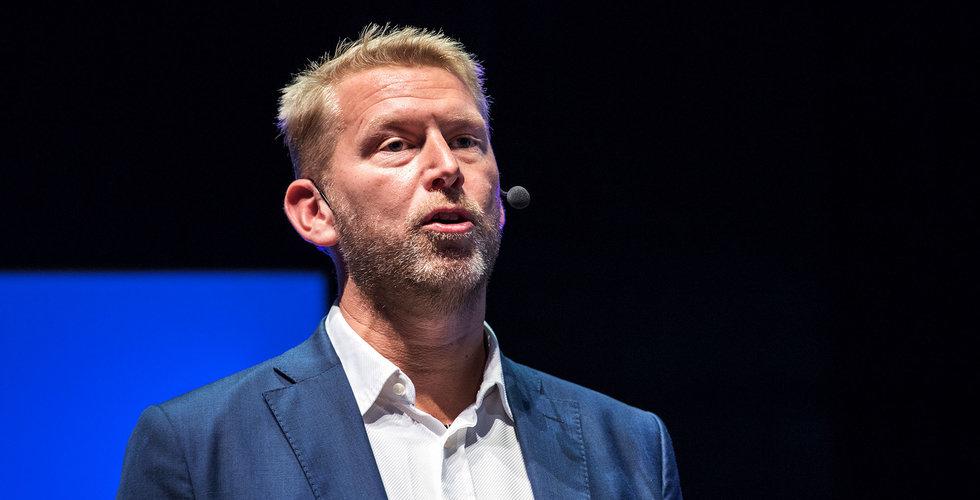 Breakit - Harald Mix backar Tesla-svensken Peter Carlssons nya batterifabrik Northvolt