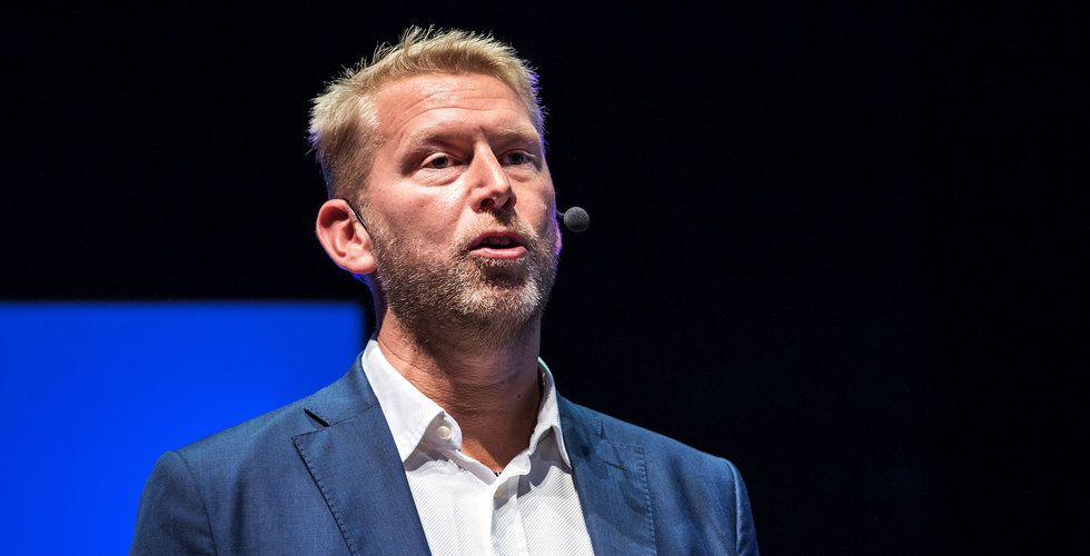 Harald Mix backar Tesla-svensken Peter Carlssons nya batterifabrik Northvolt
