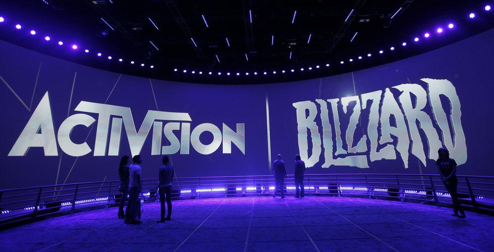 800 tvingas lämna Activision Blizzard