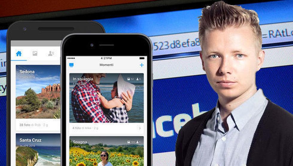 Emanuel Karlsten: Facebooks nya app balanserar på en knivsegg