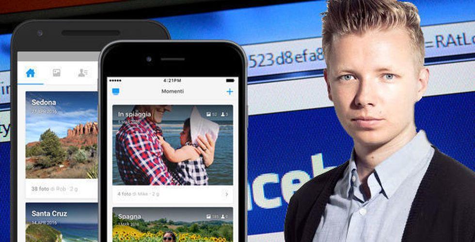 Breakit - Emanuel Karlsten: Facebooks nya app balanserar på en knivsegg