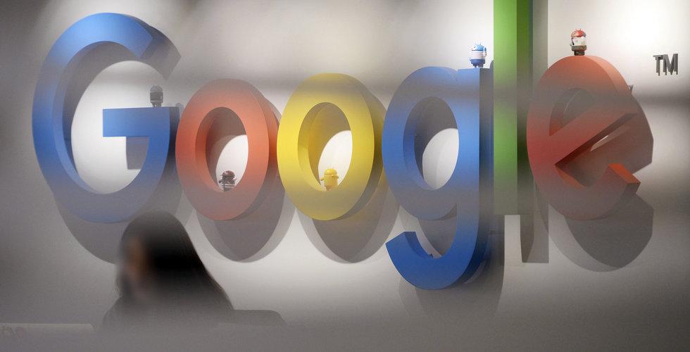 Hela listan: Här är alla som delar på Googles miljoner