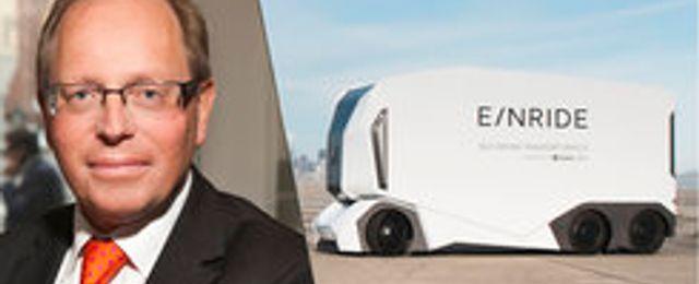 Breakit - Otippad investering? Lärarfacket pumpar in miljoner i självkörande lastbil