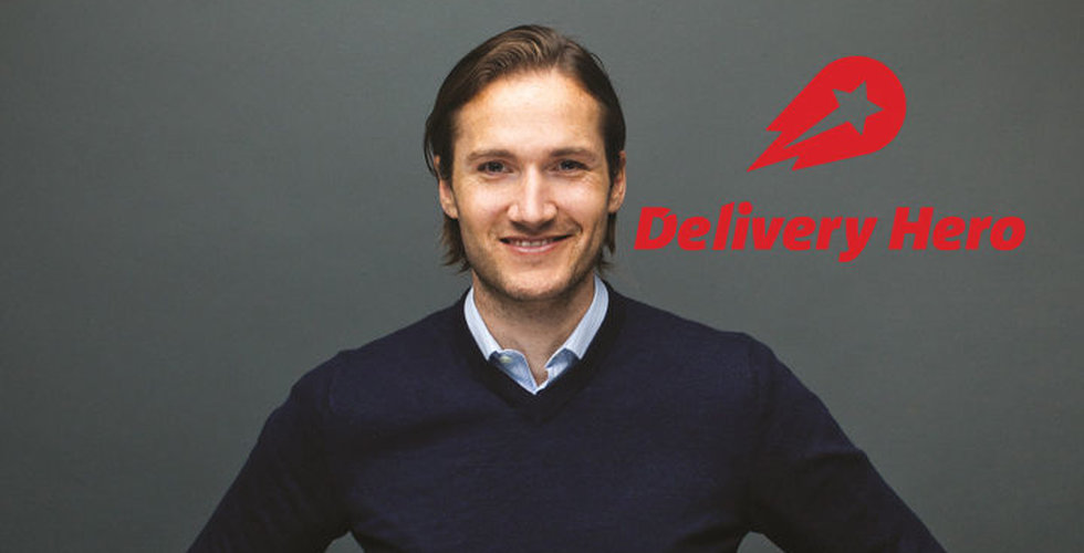 Niklas Östbergs Delivery Hero bekräftar börsnotering i Tyskland