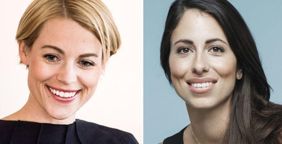 Sara Wimmercranz och Susanne Najafi i hemligt riskkapitalprojekt