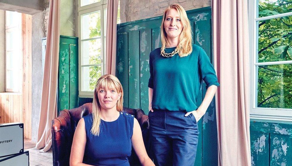 Northzone stoppar in mer pengar i tyska stilrådgivaren Outfittery