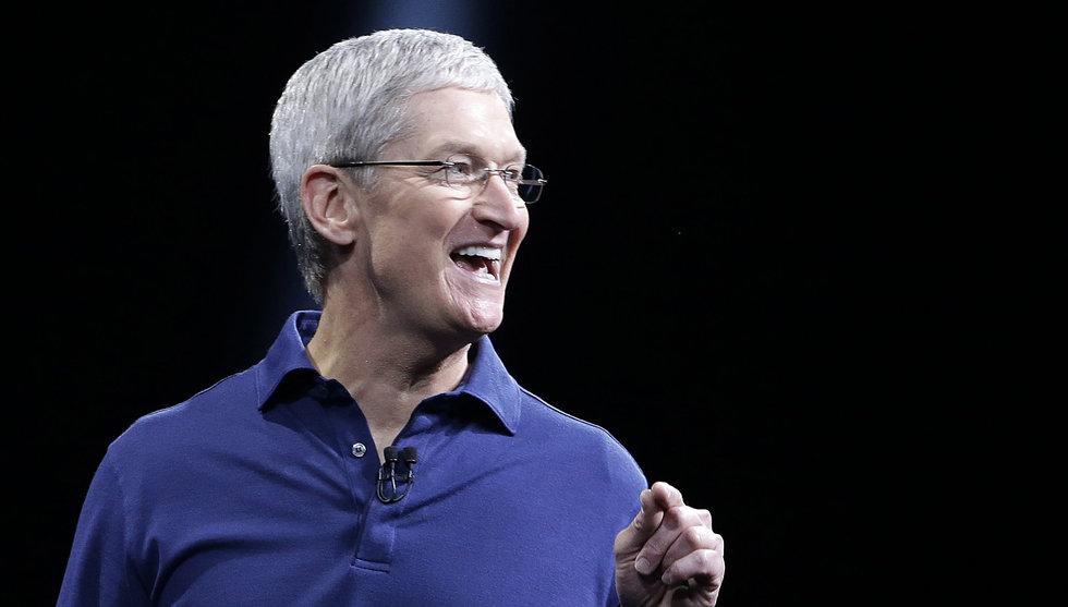 Breakit - Kvartalsvinst på 91 miljarder för Apple – men ägarna kräver mer