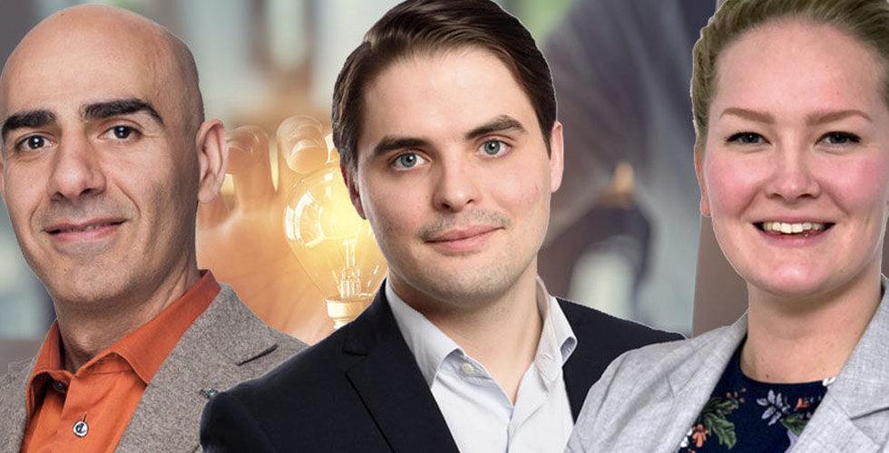 Hidden dreams vill få anställda att våga satsa på sina entreprenörsdrömmar