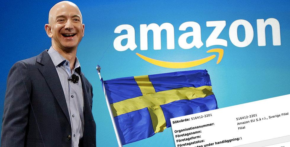 AVSLÖJAR: Här är det heta Amazon-dokumentet som (nästan) alla snackar om
