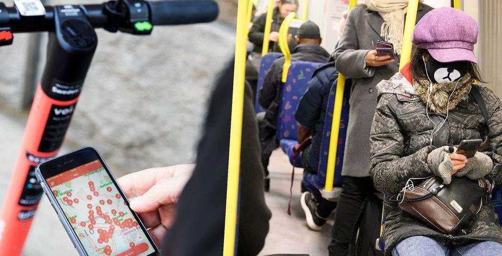 Voi vill utmana kollektivtrafiken – släpper månadskort