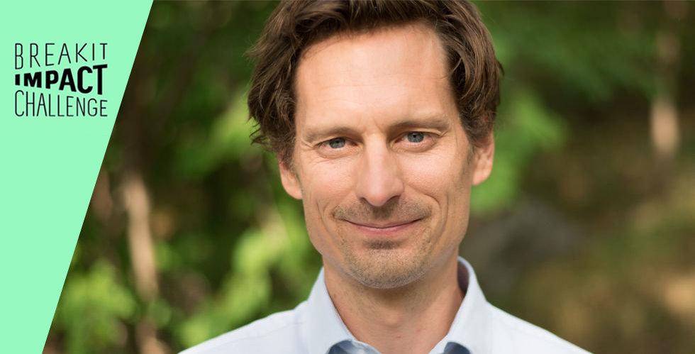 Kalle Nilvér lämnar toppjobbet – för att rädda oss från klimatkatastrof