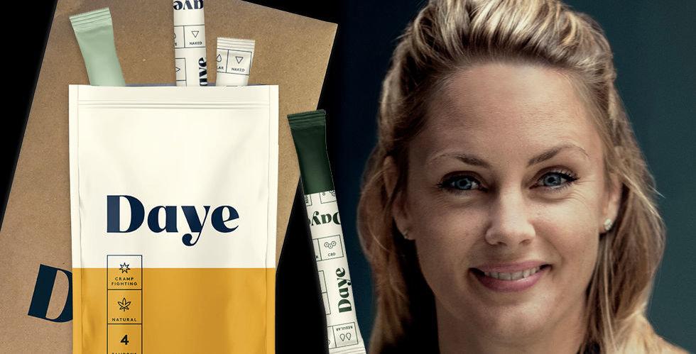 Cannabis-tampongen ska hjälpa mot mensvärk – backas av Sophia Bendz