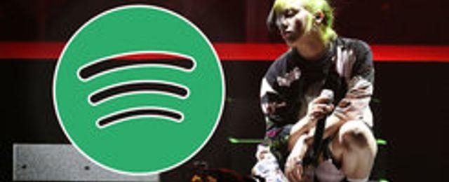 Spotify drivande faktor – när musikindustrin rusar framåt