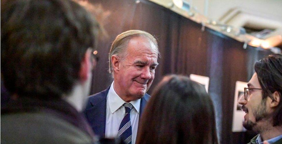 Breakit - Stefan Persson fortsätter tanka aktier i H&M