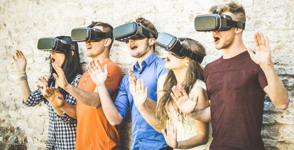 VR-hajpen kom av sig – men lever i högsta grad vidare