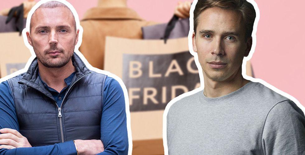 """De båda vill förändra modebranschen till det bättre – men är inte alls överens: """"Jag köper inte argumenten"""""""
