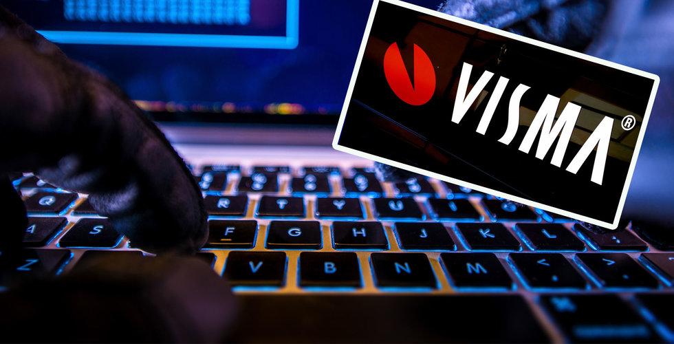 Kinesisk hackerattack mot norska IT-jätten Visma