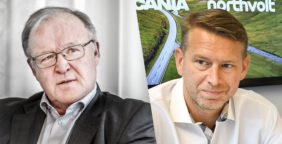 Alelion ska bygga fabrik för litiumjonbatterier i Göteborg