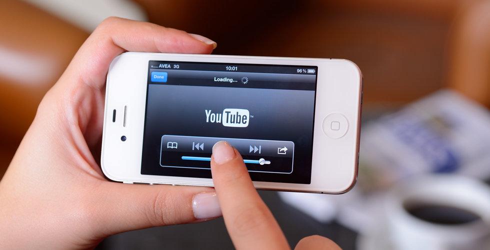 Breakit - Youtube dumpar priserna på annonser i Sverige – ner 20 procent