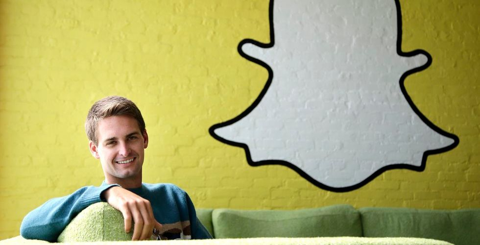 Nu rasar värdet på Snapchat - frågetecken kring affärsmodellen