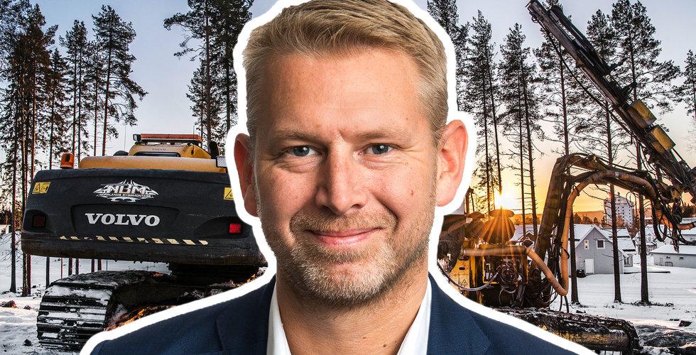"""Northvolts fabrik blir större än planerat: """"Enorm efterfrågan"""""""